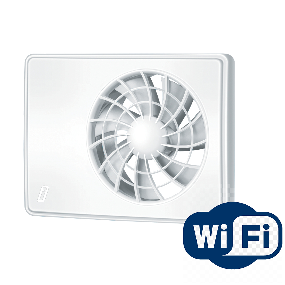 Vents 100 iFAN WIFI csendes ventilátor